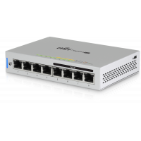 UnifiSwitch 8 GE ports PoE 60W 4 ports with PoE